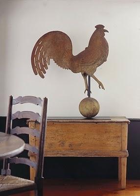 Rooster Vane