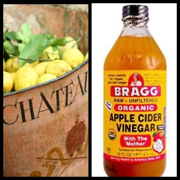 Warm Water with Lemon & Apple Cider Vinegar: What, Why