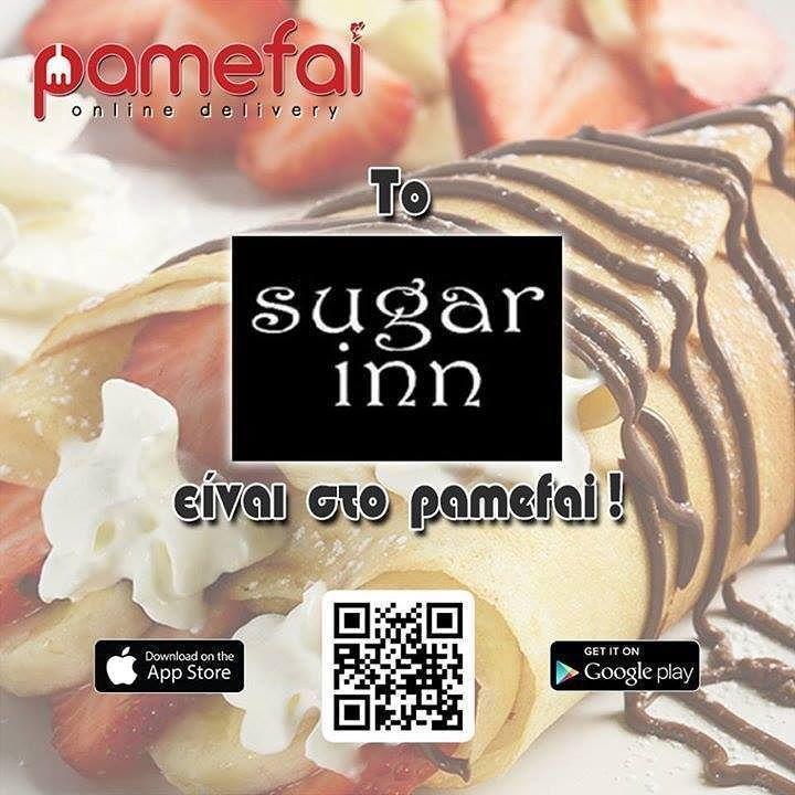 Pamefai.gr & Sugarinn είναι μαζί...!  at Sugar Inn.