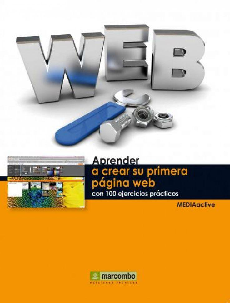 aprender a crear su primera página web con 100 ejercicios prácticos (ebook)-9788426720214
