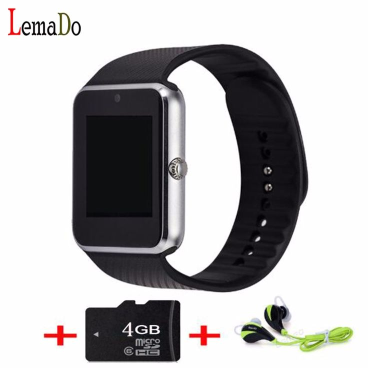New Lemado GT08 SmartWatch Bluetooth Smartwatch Luxury IPS Full View HD Screen Business Wristwatch For Android Phone