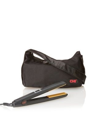 40% OFF CHI Ergonomic Auto Digital Ceramic Flat Iron, Black, 1