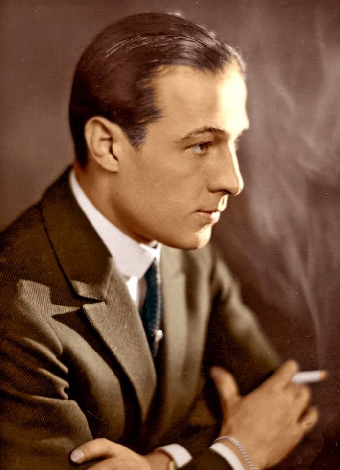 the life of rudolph valentino the great italian lover The life of rudolph valentino has been filmed a number of times for television and the big screen one of these biopics is ken russell's 1977 film, valentino, in which he is portrayed by rudolf nureyev an earlier feature film about valentino's life, also called valentino, was released in 1951, starring anthony dexter in the title role.
