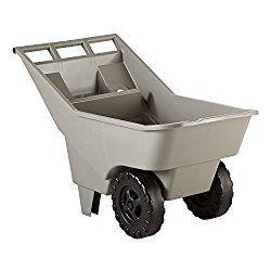 Top 10 Best Selling Garden Carts Reviews 2017