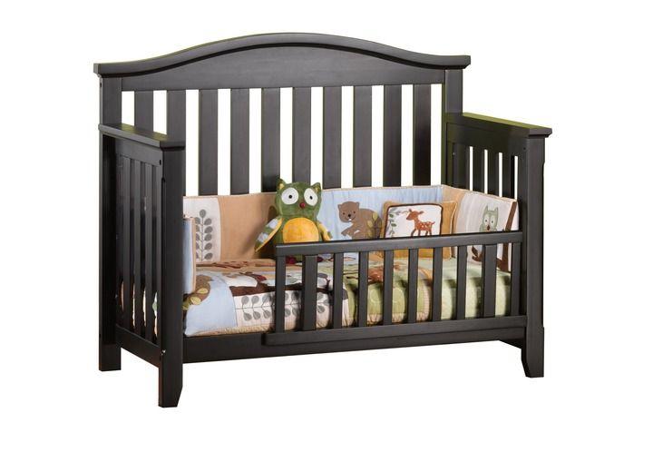 Hawthorne Crib by Child Craft as Toddler Bed  www.mybabyfurnitureplus.com $310.00