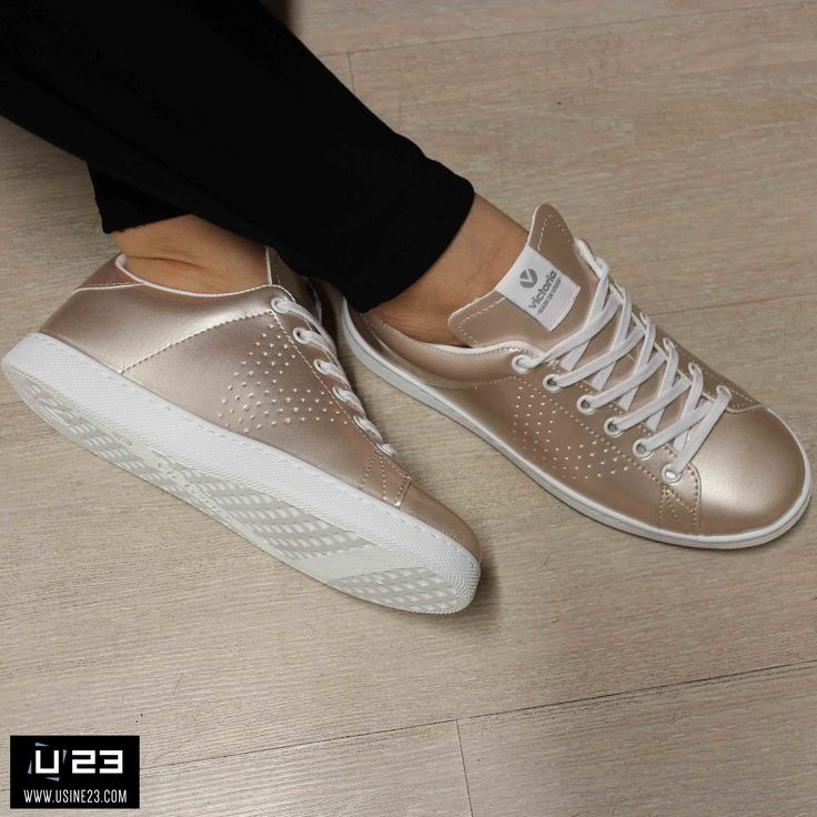 Sneakers Femme - Victoria Deportivo Charol Vernise
