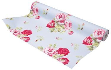 Love this one for a feature wall somewhere in my future home. Cath Kidston Antique Rose Wallpaper in Blue. $42.00