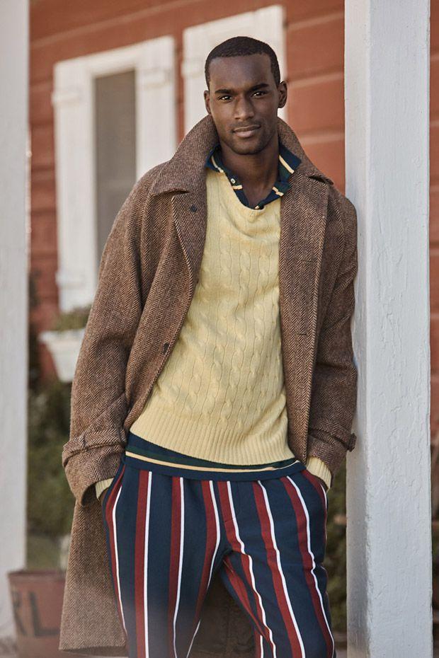 Models Corey Baptiste Lauren Capsule Mr Polo Ralph Porter X bf7yv6gY