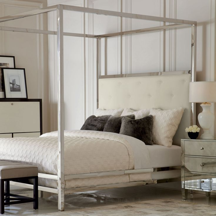 76 best images about bernhardt furniture on pinterest for High end canopy beds