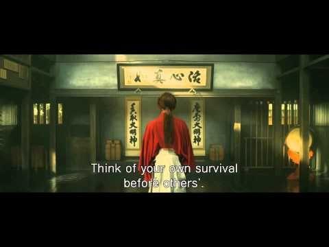 『Rurouni Kenshin: Kyoto Inferno / The Legend Ends』 Trailer (English) - YouTube