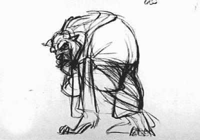 The Beast - Glen Keane