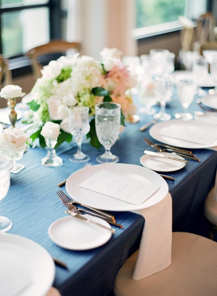 Wedding reception centerpiece idea; Featured photographer: Lacie Hansen
