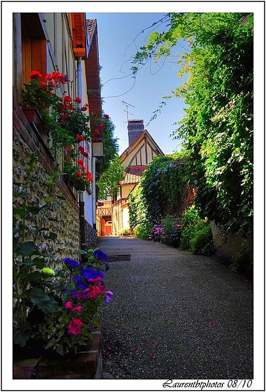 Lyons la Forêt, Normandie, France.  wonderful memories...