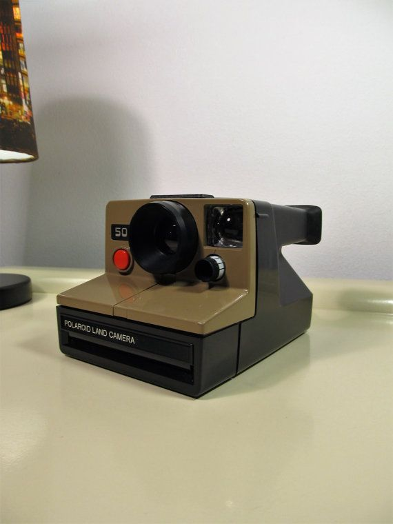 Souvent Best 25+ Vintage polaroid camera ideas on Pinterest | Poloroid  MI56