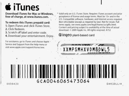 Pin On Itunes Gift Codes Free
