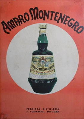 vintage amaro montenegro posters - Google Search