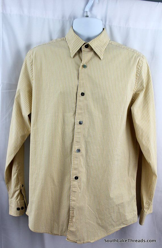68.61 kr. vtg Banana Republic Long Sleeve Oxford by SouthLakeThreadsCom