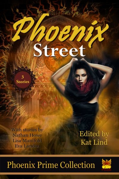 Dark and intriguing, the fantasy on the street will keep you immersed! #PhoenixPrime authors rock! #instafreebie @instafreebie