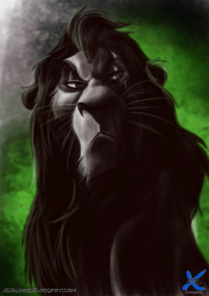 Scar - Lion King