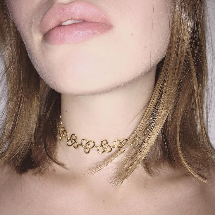Aytaraks gold plated choker 12.000 RUB