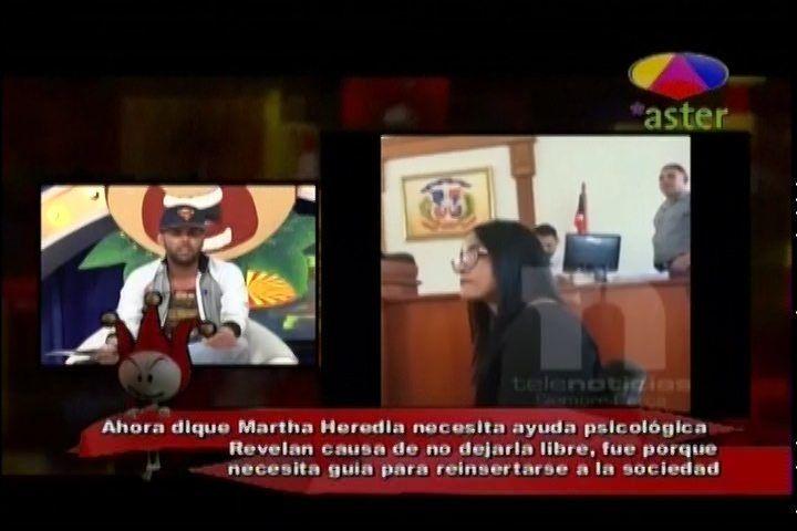 Los Dueños Del Circo Revelan Martha Heredia Necesita Ayuda Psicológica