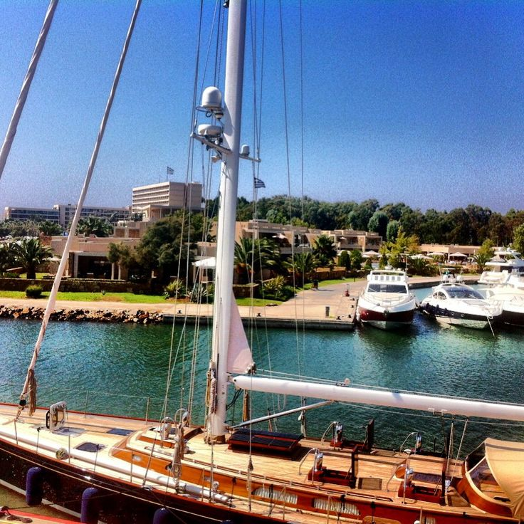 Sani Marina, Sani Resort, Halkidiki, Greece