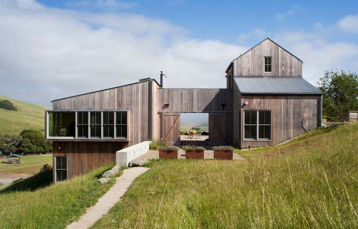 Turnbull Griffin Haesloop Architects | San Francisco