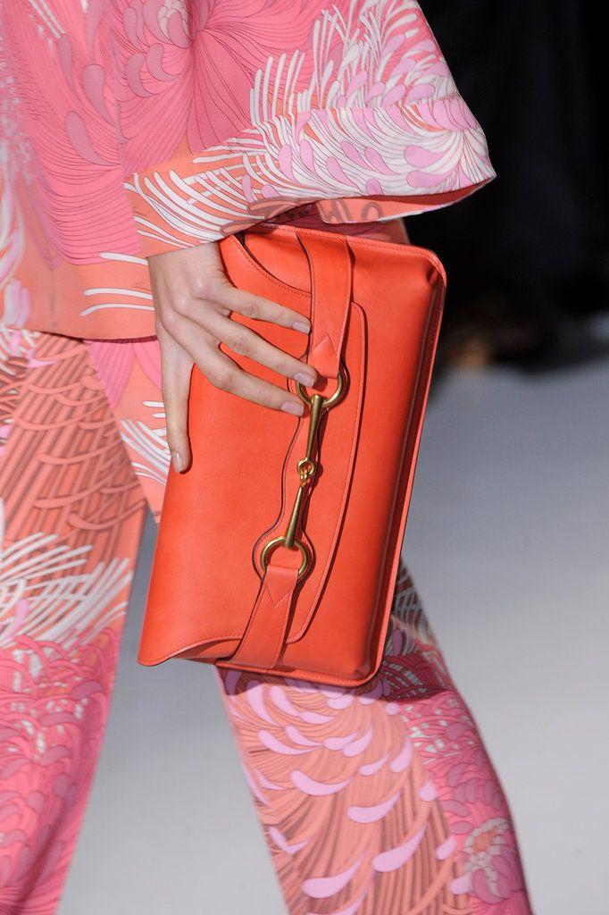#Gucci Spring 2013  #Milan Fashion Week Spring 2013