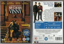 "DVD Jonathan Lynn - My Cousin Vinny (lingua inglese) "" | In vendita su Delcampe"""