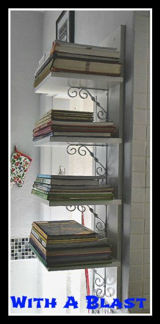 Superb Cookbook Display! Projects Of 2012!