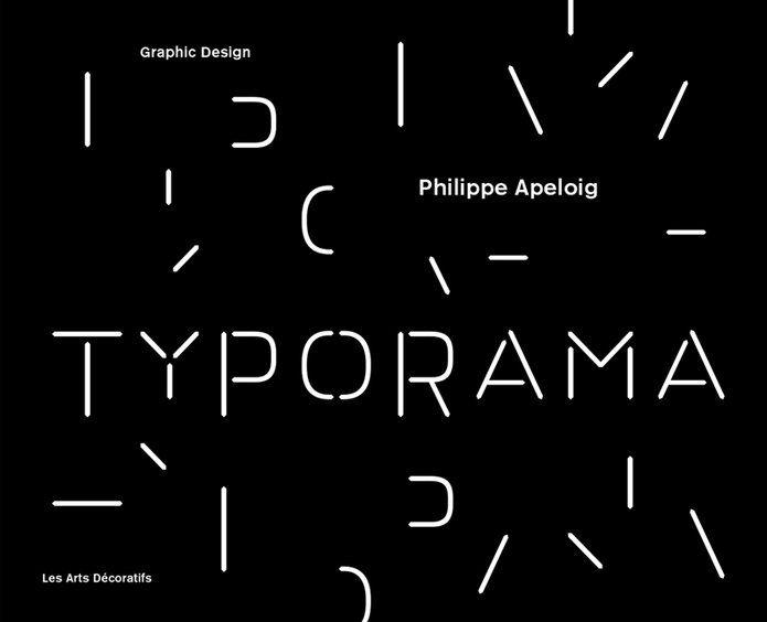 Philippe Apeloig | Typorama, Philippe Apeloig, Graphic Design | Slanted - Typo Weblog und ...