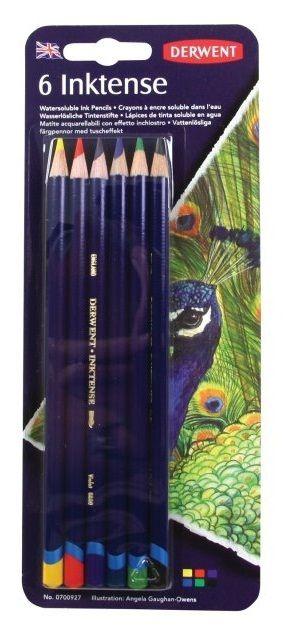 Derwent Inktense Pencil Blister 6pc, $16.95 (http://www.artshedonline.com.au/derwent-inktense-pencil-blister-6pc/)