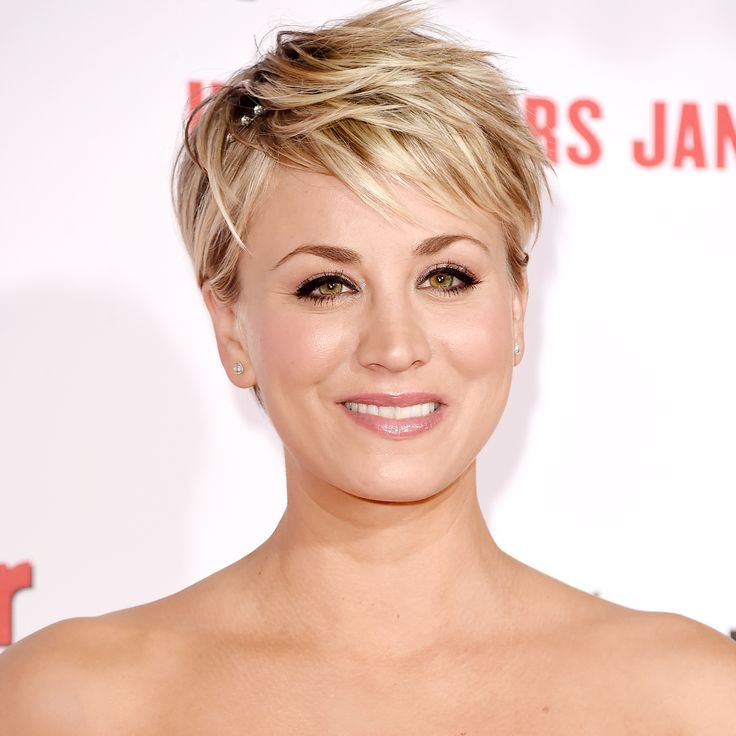 Kaley Cuoco's Beauty Transformation - 2015 from InStyle.com