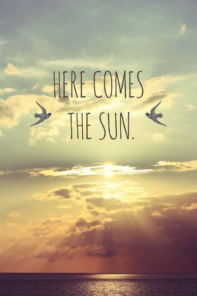 Here Comes The Sun, The Beatles