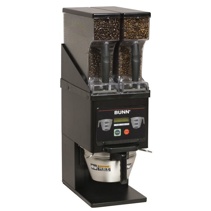 Qualified Bunn Coffee Grinder for Excellent Taste of Coffee : Best Bunn Multi Hopper Coffee Grinder With Removable Hoppers Black Color