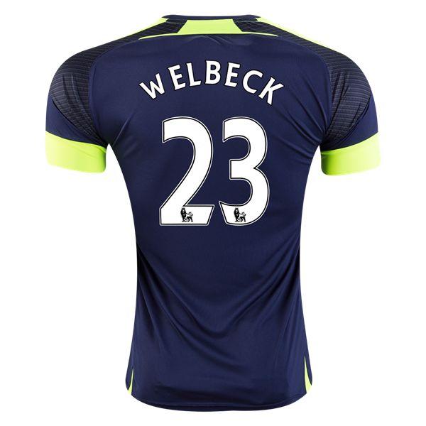 PUMA Danny Welbeck Arsenal Third Jersey 16/17