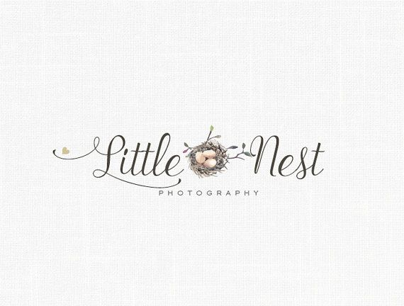 I love this logo ... it is cute, but elegant, crafty and full of nature.