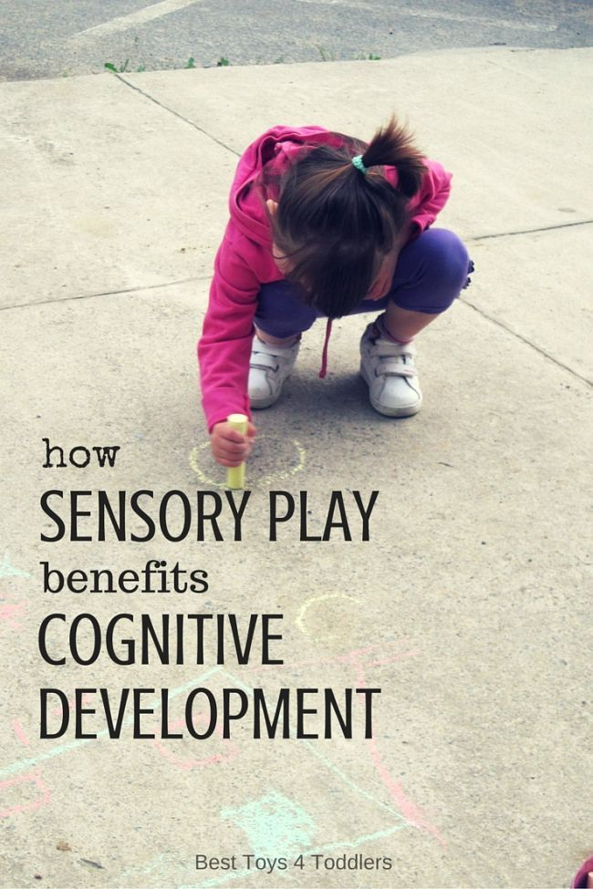 Best Toys 4 Toddlers - How Sensory Play Benefits Cognitive Development in Babies, Toddlers and Preschoolers