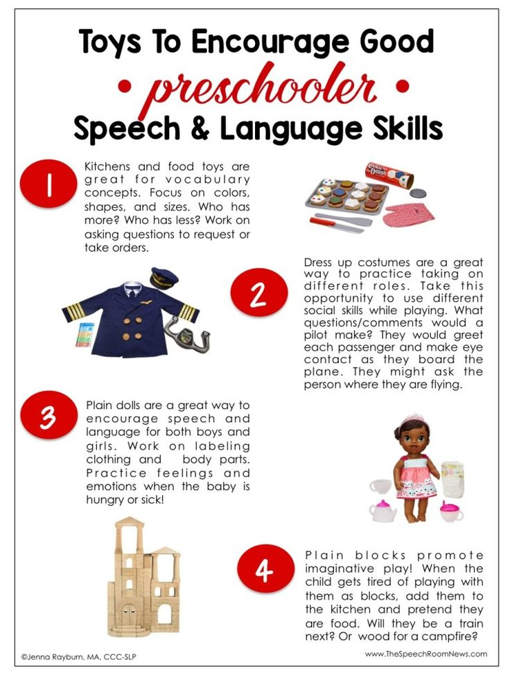 Are you looking for gifts for toddlers and Preschoolers? Here are some ideas for Preschool Toys to Increase Speech and Language Skills