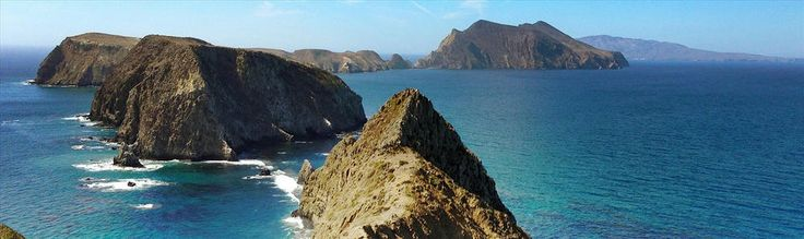 Plan perfect adventures to Channel Islands National Park, off the California coast near Santa Barbara, with this travel guide from Bindu Trips.