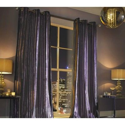 #HotelStyle Ready Made Curtains #TopGlam from only £54.40 #Kylie #Bizitalk #KPRS #UK www.thecurtainbar.com
