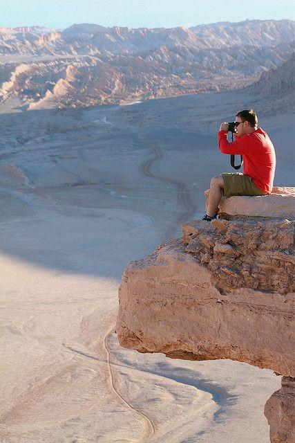 Cordillera de la Sal. San Pedro de Atacama