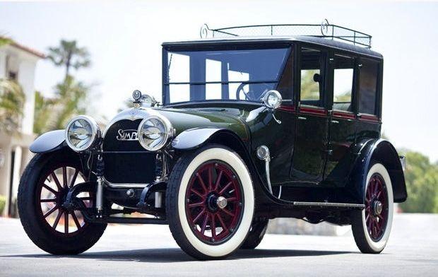 1915 Crane-Simplex Model 5 Sport Berline.