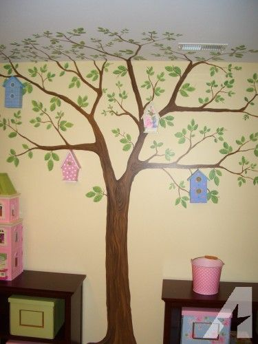 Painted Childrens Wall Murals | MURALS Hand Painted Childrenu0027s Rooms By St.  Louis Muralist For Part 56