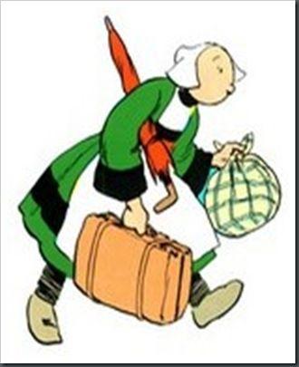 Bécassine.  Bécassine est un personnage de bande dessinée créé par Émile-Joseph-Porphyre Pinchon en 1905 et apparu pour la première fois dans le premier numéro de La Semaine de Suzette, magazine pour fillettes, le 2 février 1905. Depuis, 27 BD ont vu le jour... http://www.rendezvousenfrance.com/ #BD #france