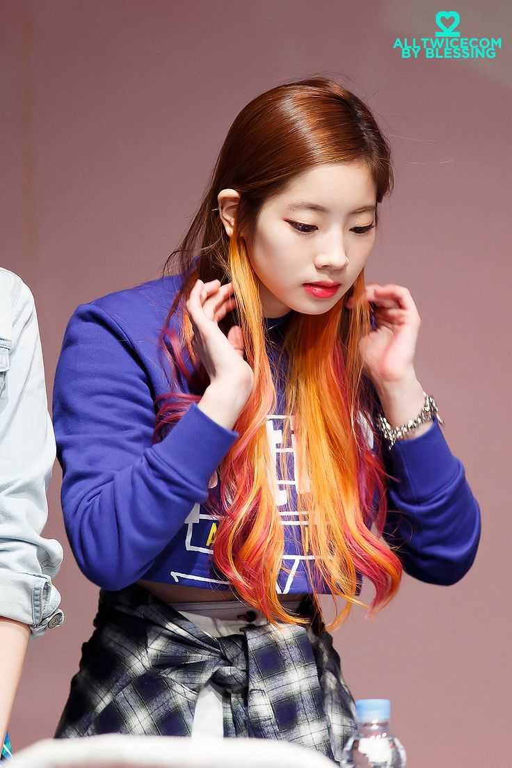 Dahyun Hair Color | Twice (트와이스)ㅤ Amino