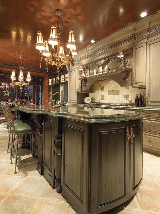 28 best gourmet kitchens images on pinterest | dream kitchens