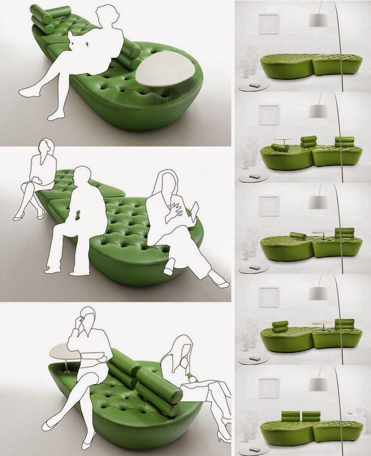 divano particolare, divano moderno, design, decor, home decor, interior design