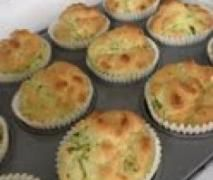 Spinach, Fetta and Leek Muffins