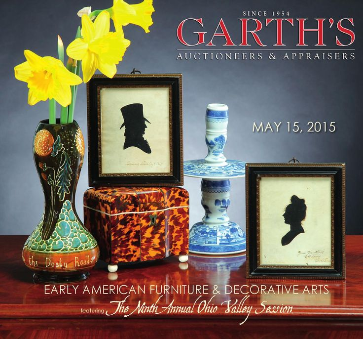 Early American Furniture U0026 Decorative Arts: Garthu0027s May 2015